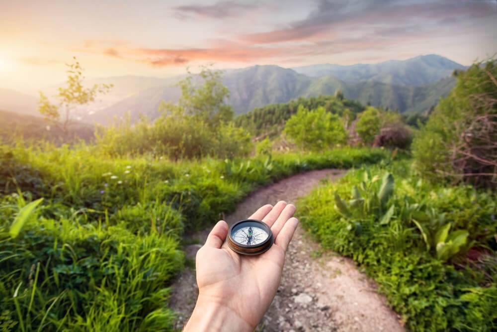 jezelf bevrijden door te leren connecten met je innerlijke kompas