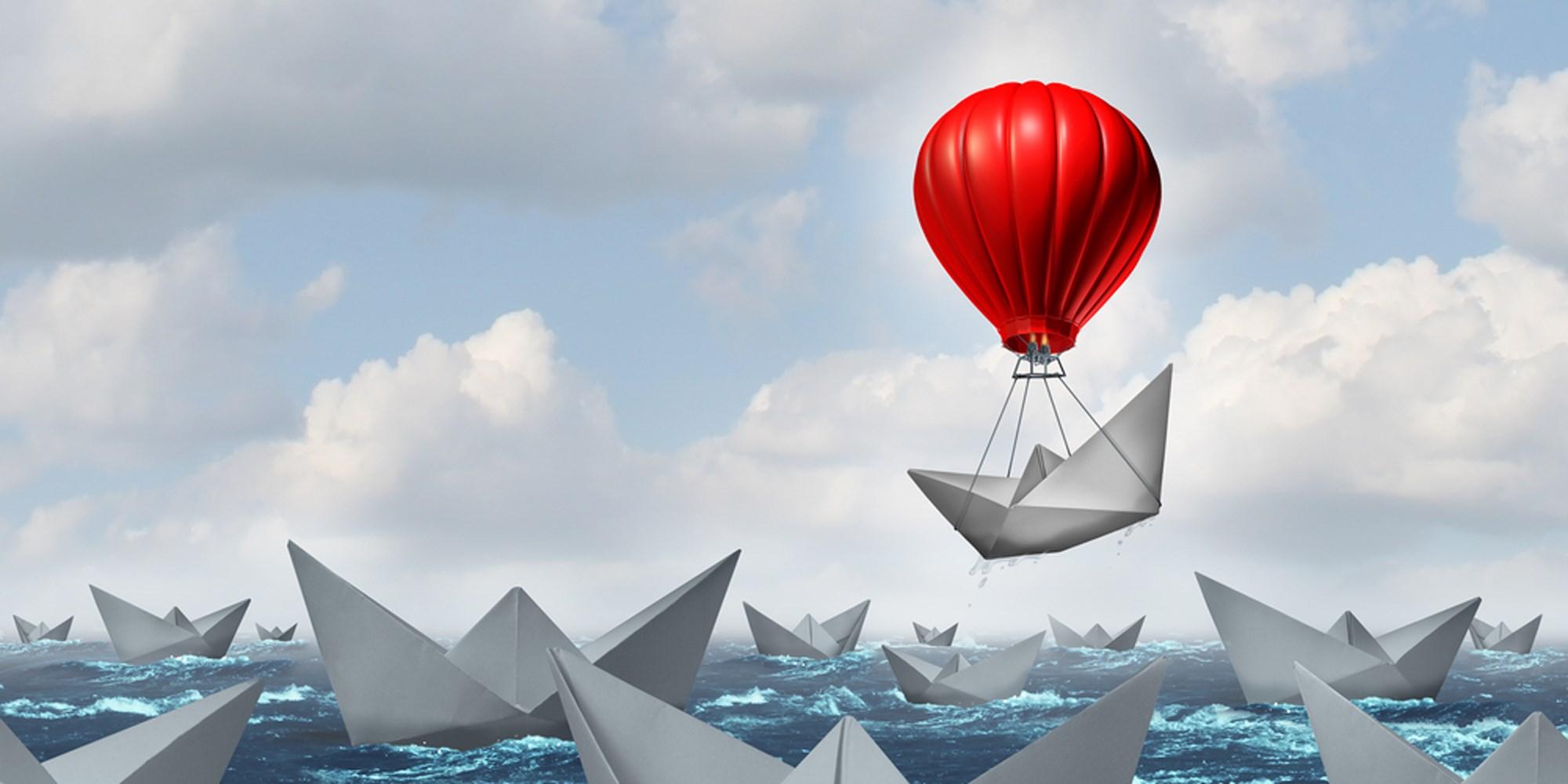 80 procent van de online coaches -ondernemers gaat het NIET redden of hooguit een gemiddeld inkomen opbouwen voor zichzelf