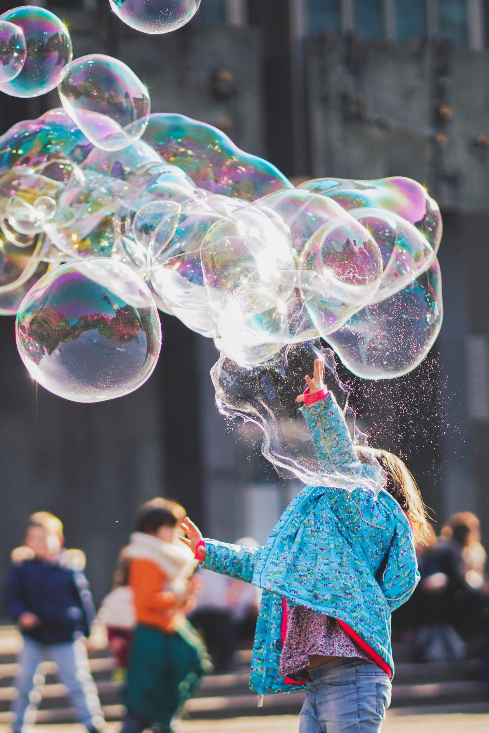 Durf je eigen bubbel te creëren