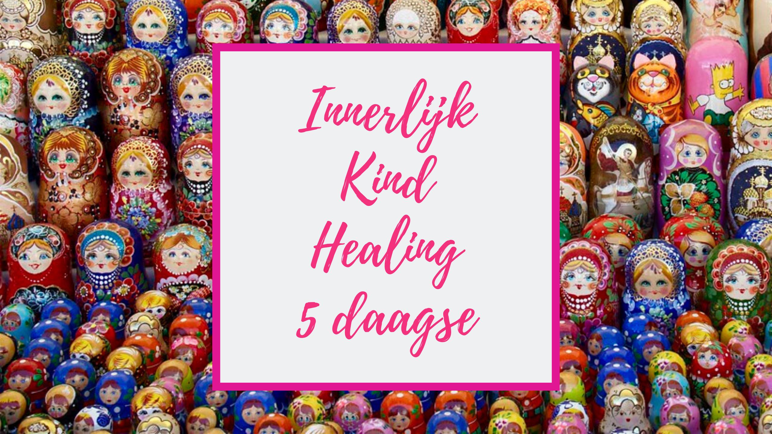 Innerlijk Kind Healing